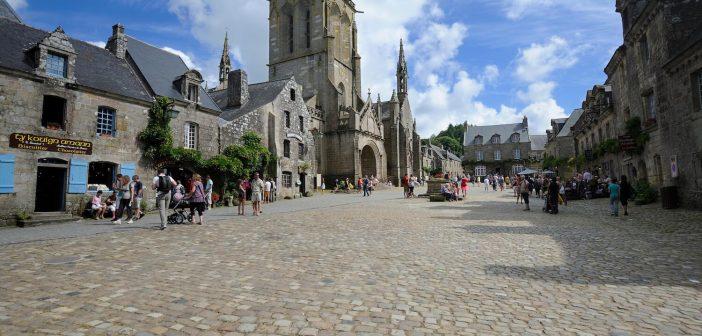 Quatre lieux à visiter quand vous passez en Bretagne