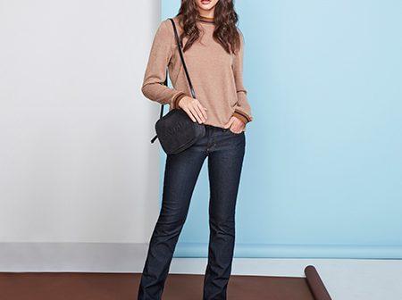 Quelle taille de jeans dois-je porter pour une femme de 5 pi 4 po?